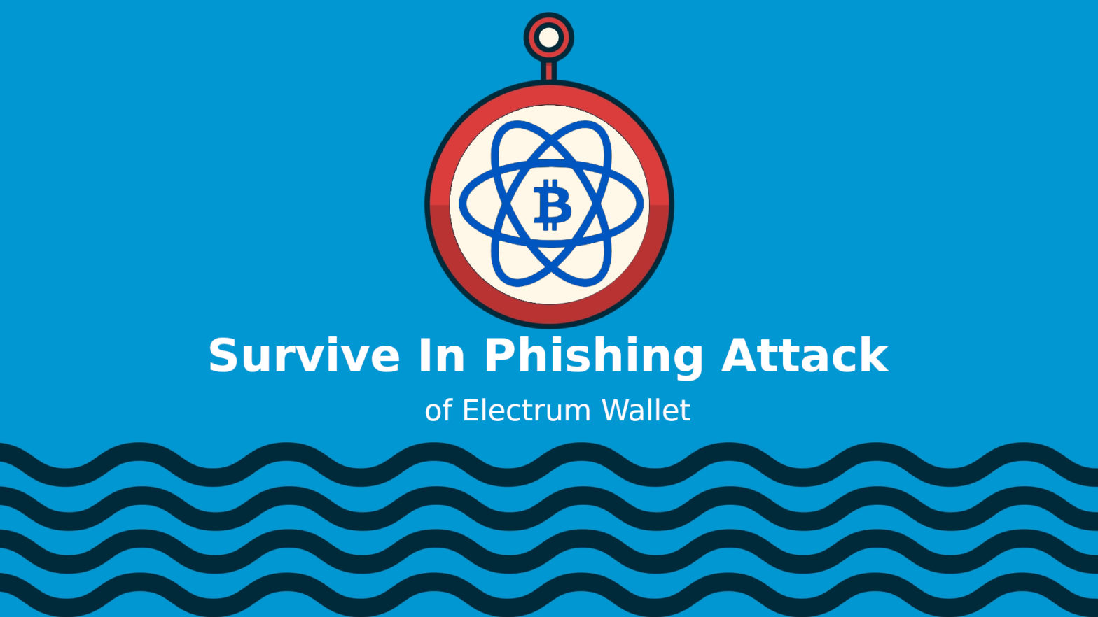 Survive in phishing attack of Electrum wallet